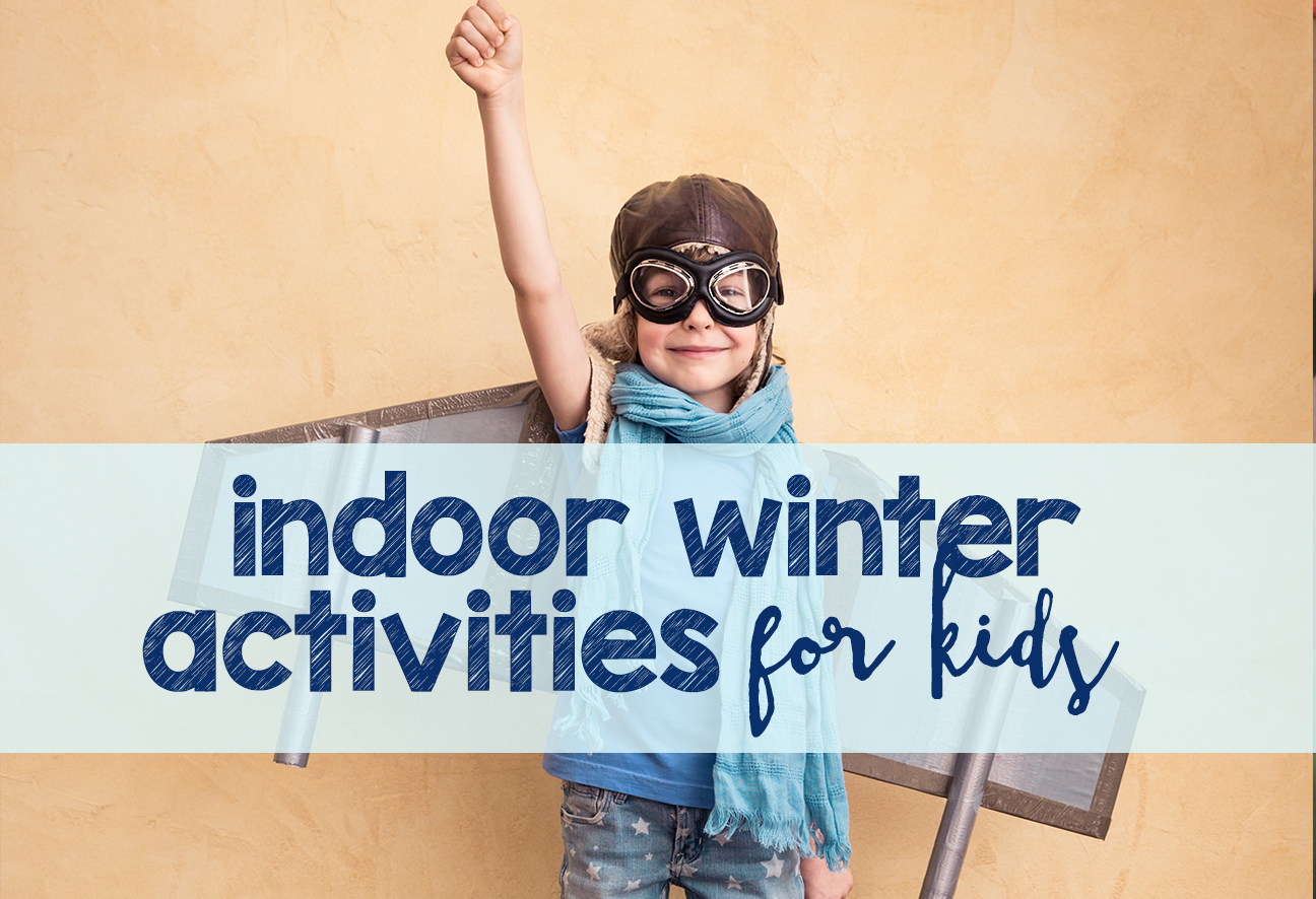 Indoor Winter Activities and Mom\'s Library #170 | True Aim