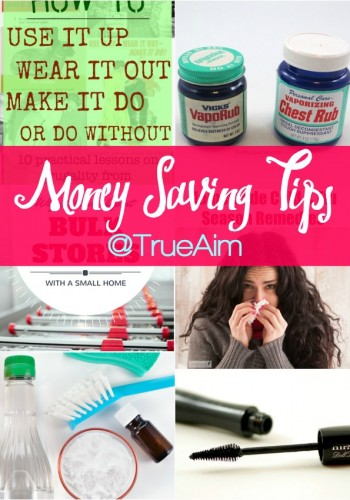 Money Saving Tips and Mom's Library #173