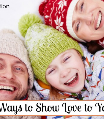 Simple Ways to Show Love to Your Kids