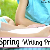 25 Spring Writing Prompts