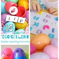 15 Eggcellent Easter Learning Activities