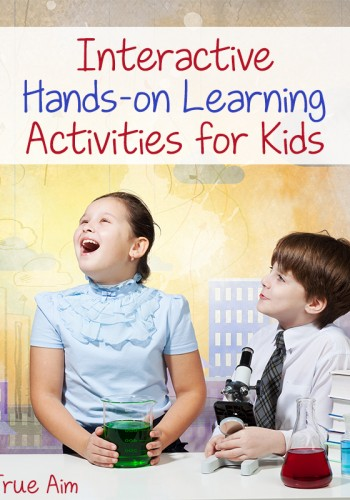 Interactive Learning Ideas and Mom's Library #176