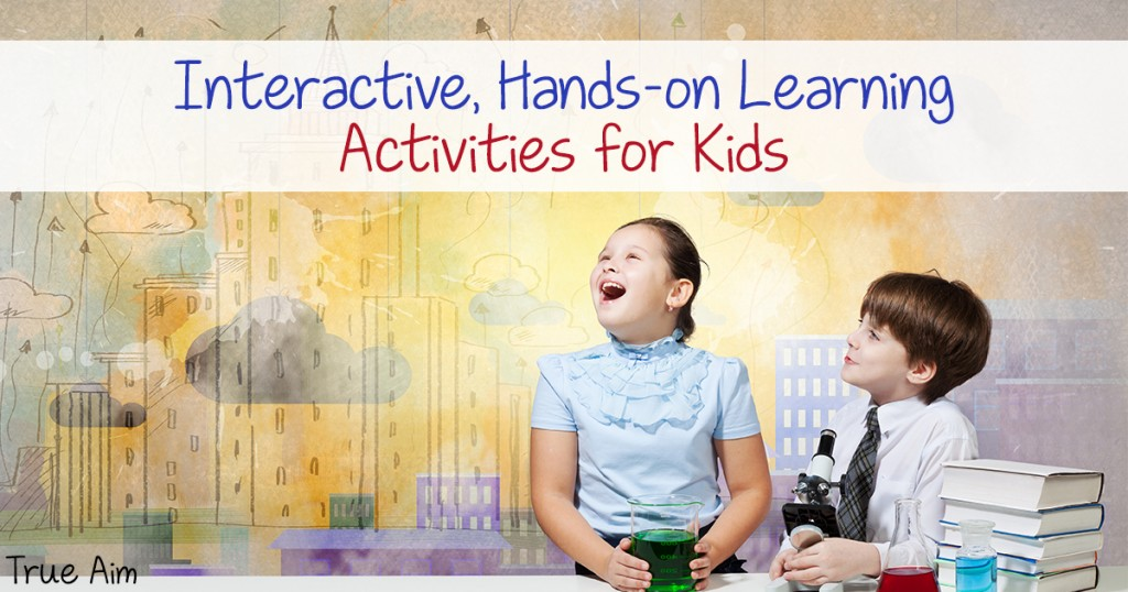Interactive Hands-on Learning Activities for Kids FB