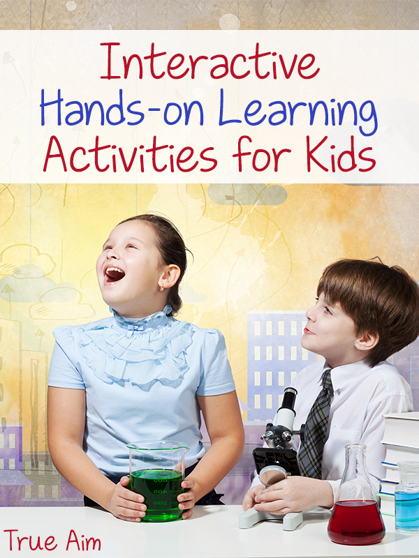 Interactive Hands-on Learning Activities for Kids
