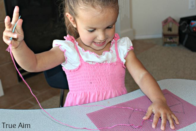 Simple sewing for kids