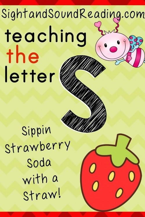 Teaching+the+letter+S