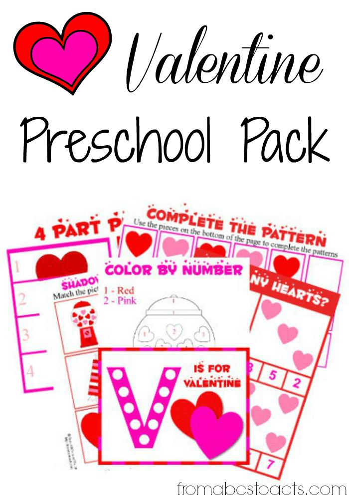 Valentine-Preschool-Pack