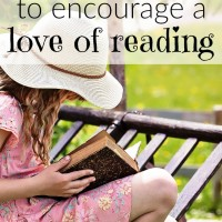 6 Excellent Tips to Encourage a Love of Reading