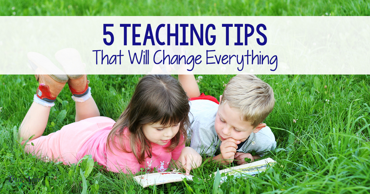5 teaching strategies that will change everything