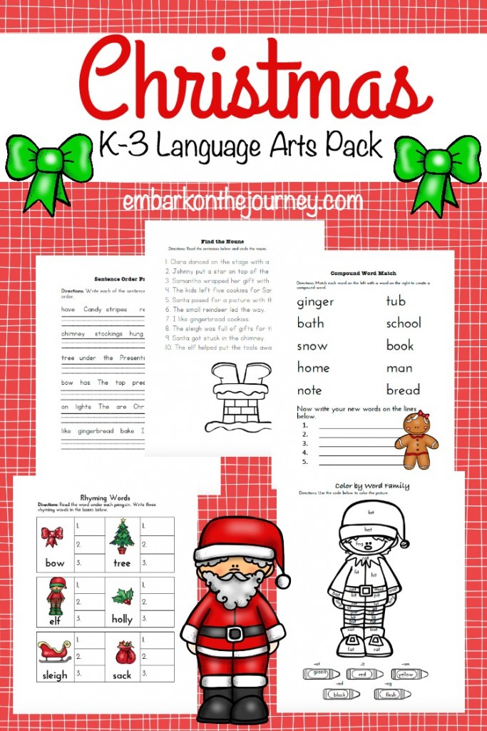 Christmas-Language-Arts-Pinnable