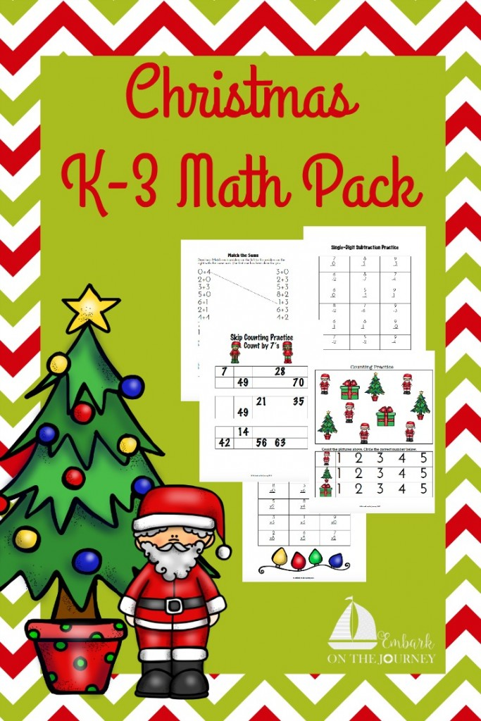 Christmas-Math-Pack-Pinnable