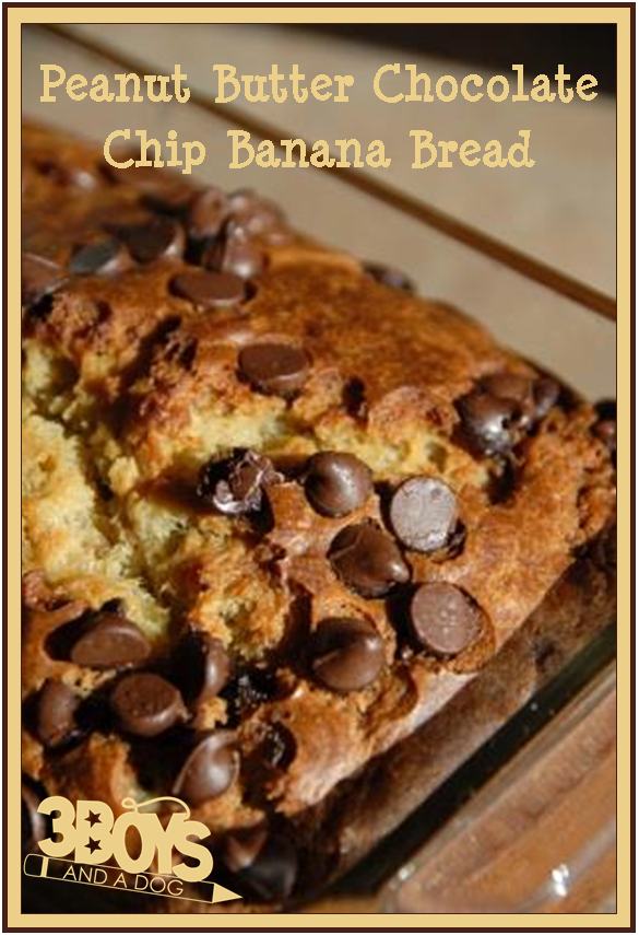 Peanut-Butter-Chocolate-Chip-Banana-Bread