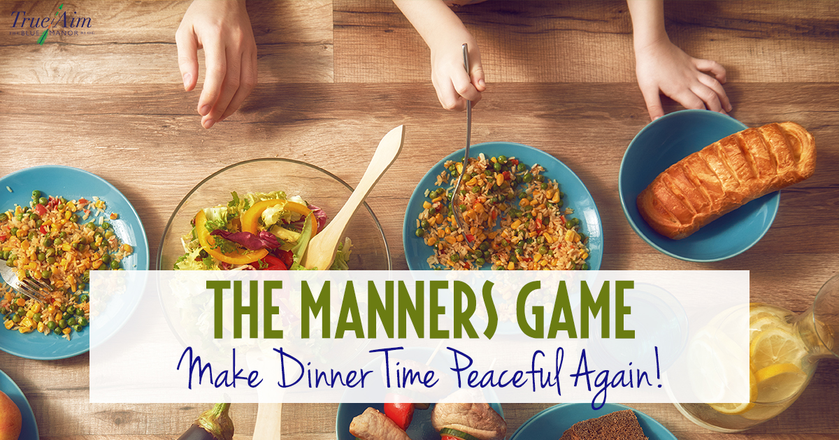 The Manners Game FB