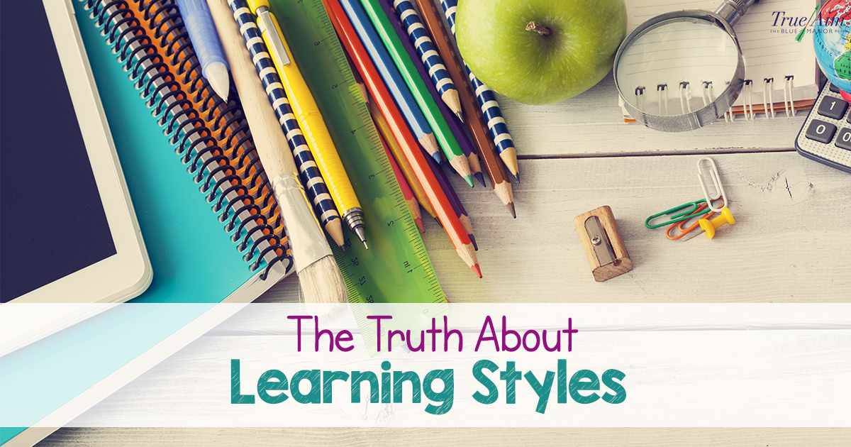 The Truth About Learning Styles FB