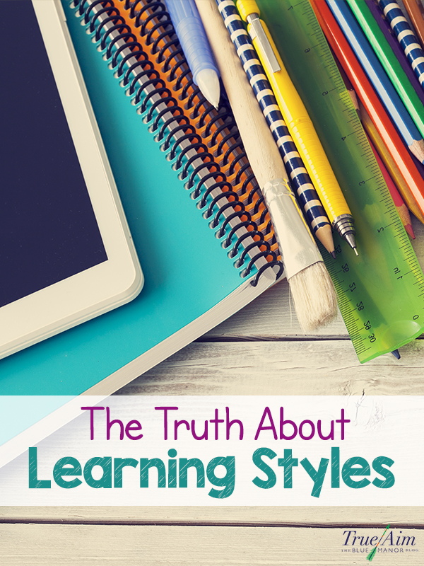 The Truth About Learning Styles