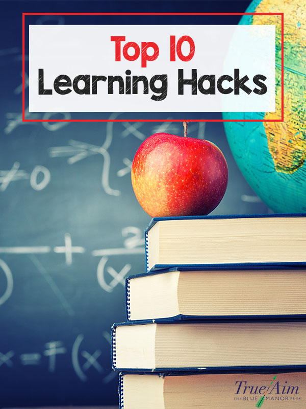 Top 10 Learning Hacks
