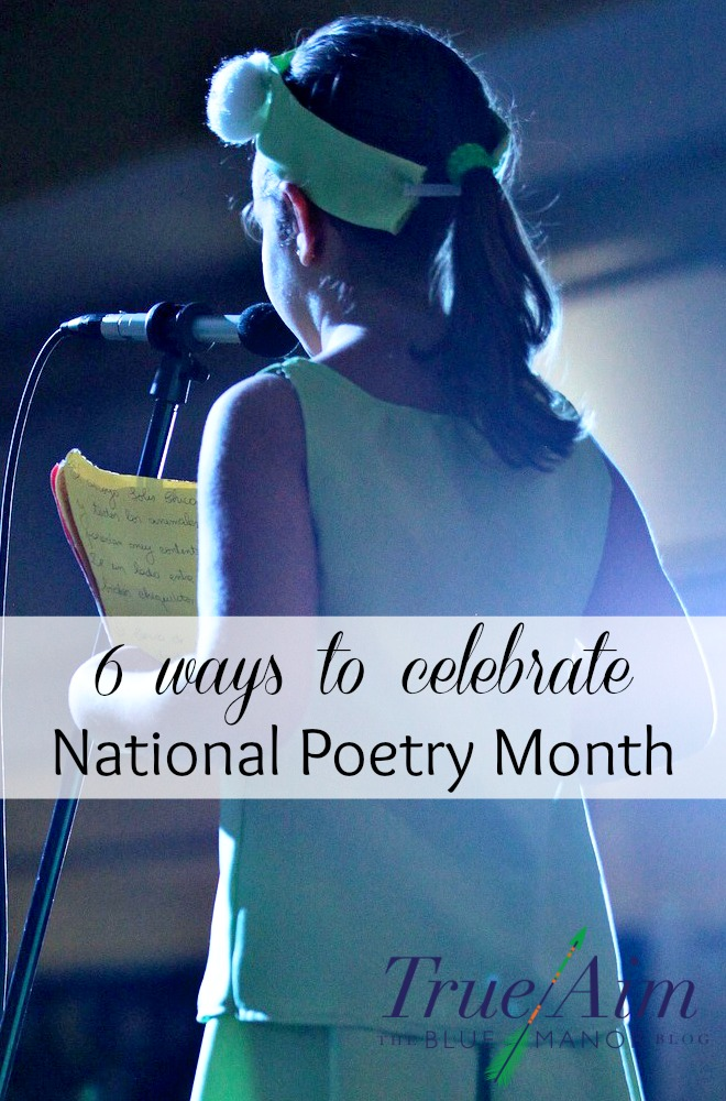 6 fantastic ways to study poetry during the National Poetry Month!