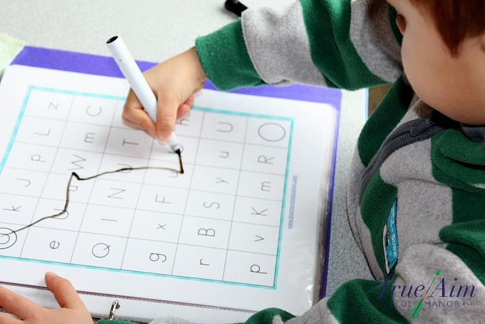 free preschool printables short u sound maze