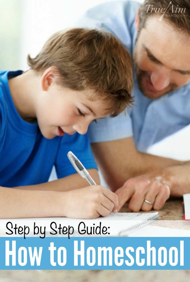 how to homeschool your child