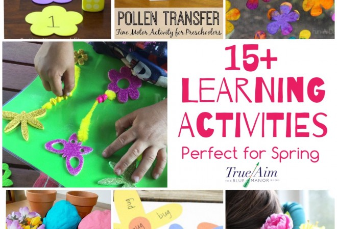 Learning Activities Perfect for Spring