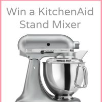 Mother's Day KitchenAid Giveaway!