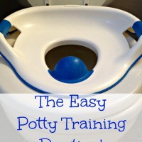 Easy Beginning Potty Training Routine