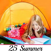 25 Summer Writing Prompts