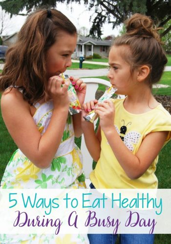 5 Ways to Eat Healthy