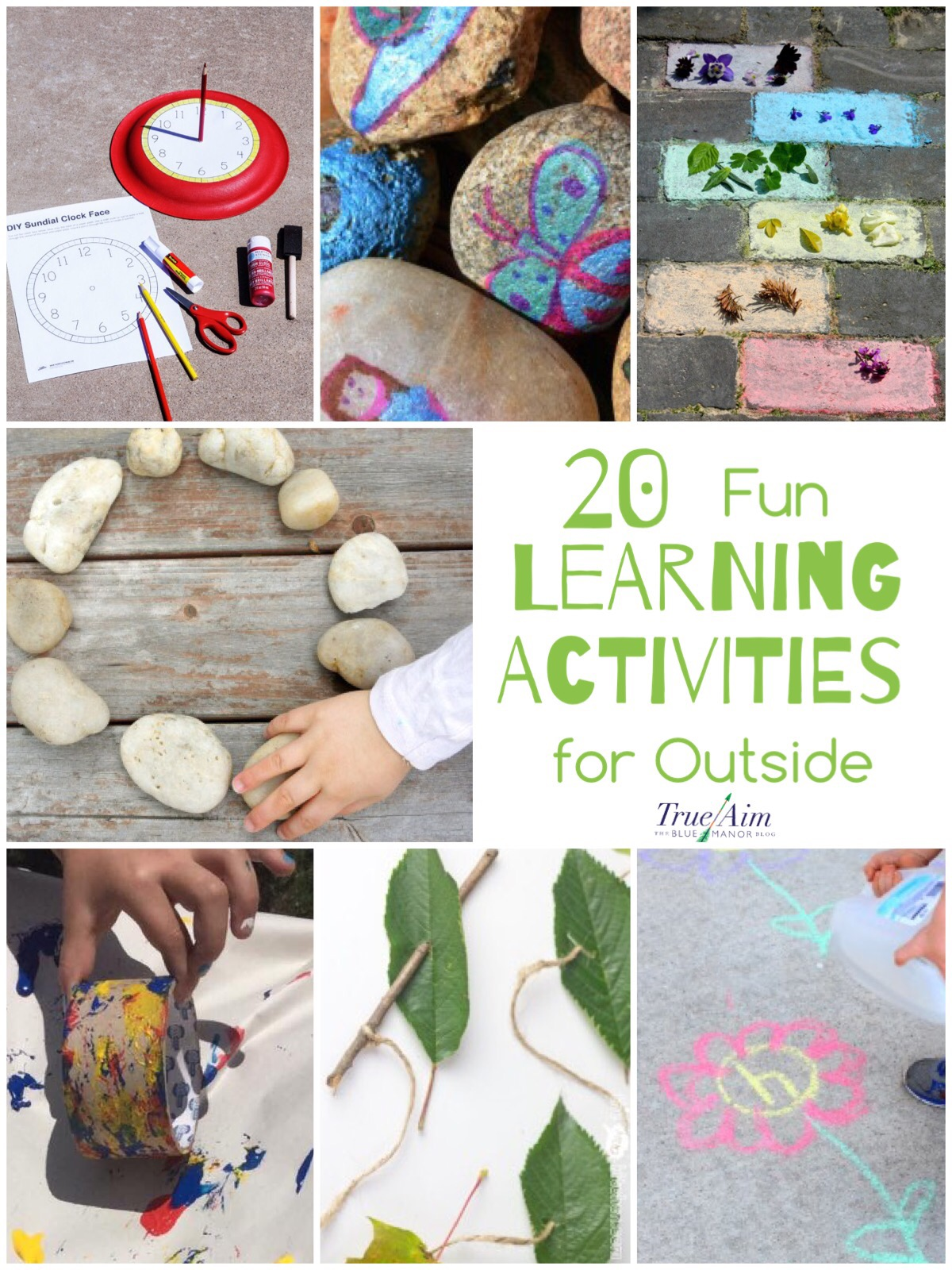 20 Fun Outdoor Learning Activities for Kids
