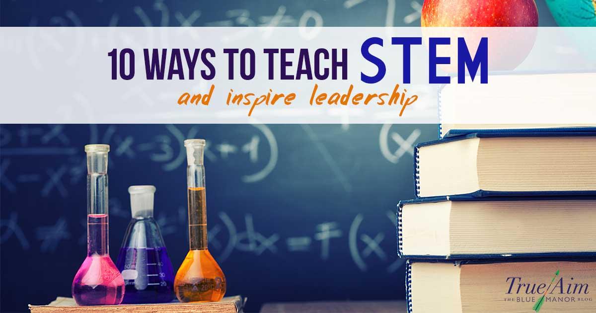 ways to teach stem