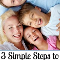 3 Simple Steps to Parent Well