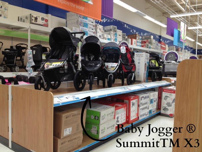 Baby Jogger ® SummitTM X3