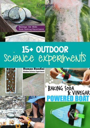 Top Outdoor Science Activities