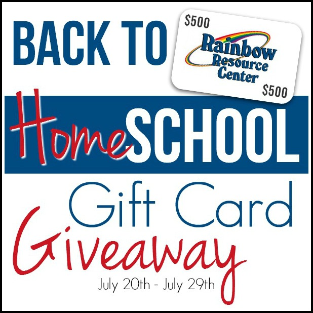 Back to School Gift Card Giveaway Square