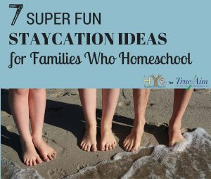 7 Super Fun Staycation Ideas for Families Who Homeschool