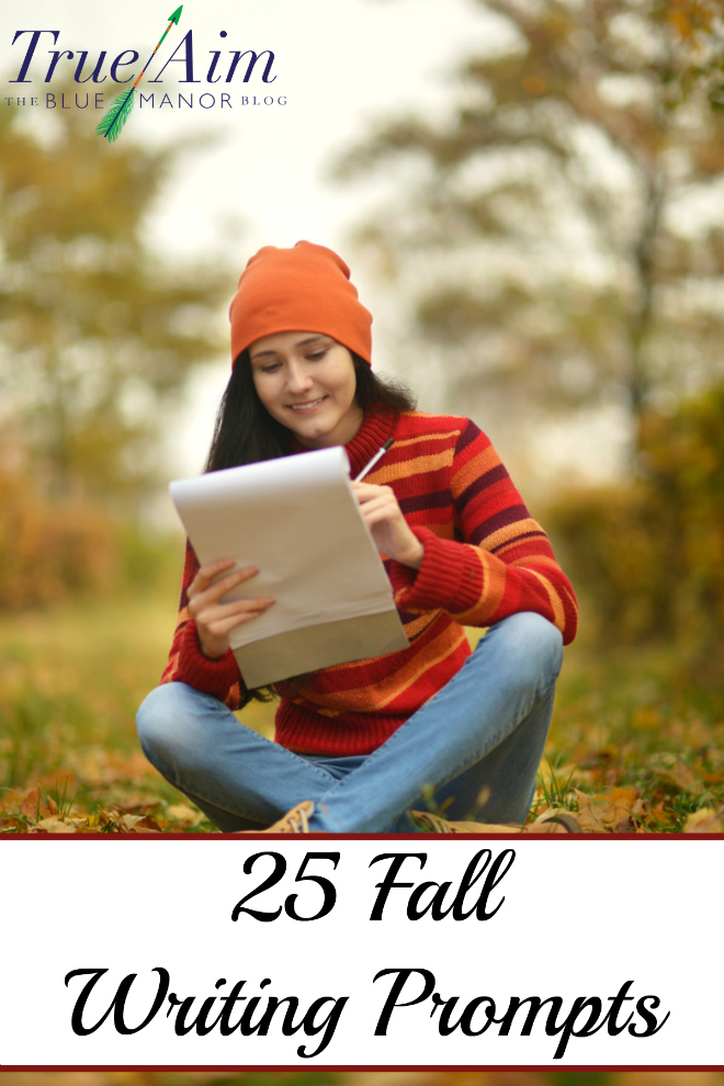 fall writing prompts, writing prompts