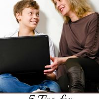 5 Tips for Middle School Moms