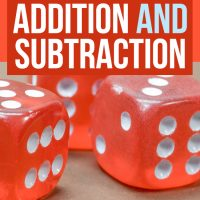 Math Games: 20+ Addition and Subtraction Games