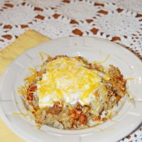 Easy Hash Browns with De'Longhi's Multifry