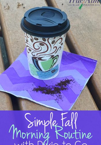 Simple Fall Morning Routine with Dixie to Go