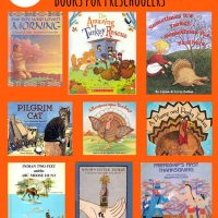 23 Thanksgiving Books for Preschoolers