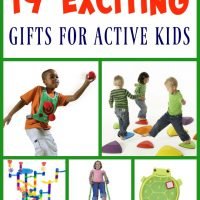 19 Exciting Gifts for Active Kids