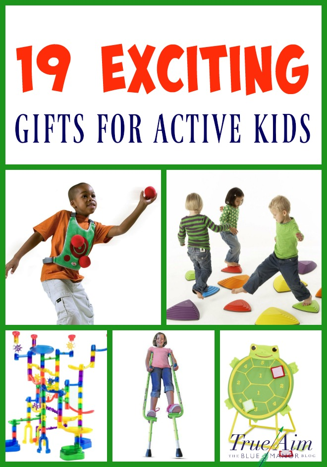Exciting Gifts for active kids