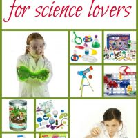 20 Awesome Gifts for Science Lovers + Enter to win $500 Cash Giveaway!