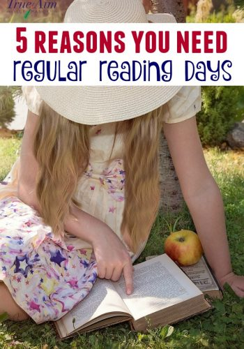 5 Reasons You Need Regular Reading Days
