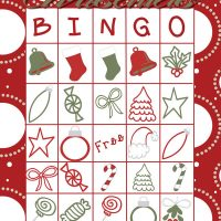 Free Printable Christmas Bingo Game