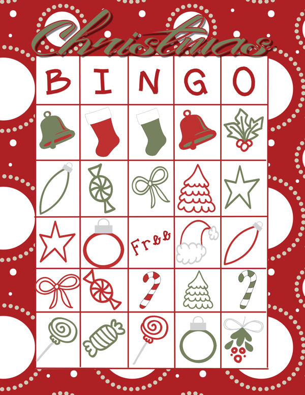graphic regarding Christmas Bingo Card Printable named Totally free Printable Xmas Bingo Sport