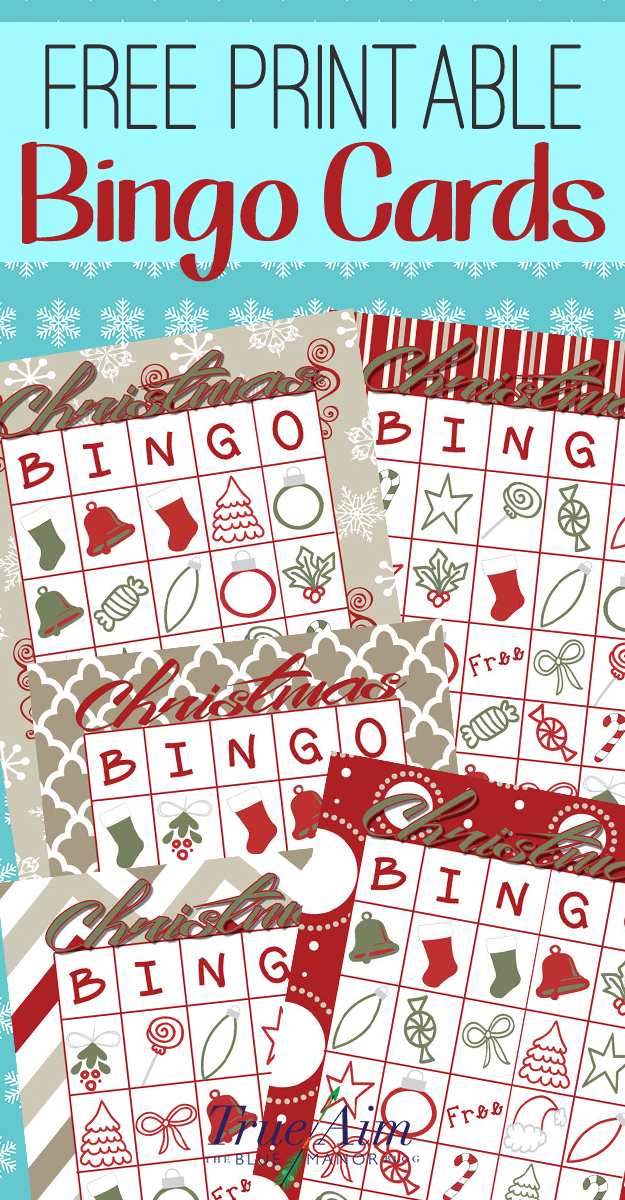 image relating to Holiday Bingo Printable titled Absolutely free Printable Xmas Bingo Match