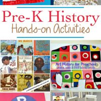 History Activities for Preschool and Kindergarten