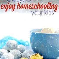 5 Ways to Enjoy Homeschooling Your Kids